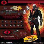 PRE-ORDER: Destro | G.I. Joe | One:12 Collective Figure | Mezco