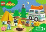 10946 Family Camping Van Adventure | LEGO Duplo
