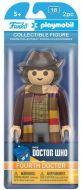 Fourth Doctor Collectible Figure - Doctor Who - Funko v Playmobil