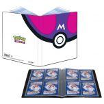 Pokemon Master Ball 4-Pocket Portfolio | Pokemon | Ultra-Pro