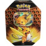 Raichu GX Hidden Fates Tin | Pokemon TCG