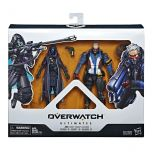 Ana & Soldier 76 - Overwatch Ultimates Action Figure Twin Pack