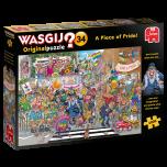 WASGIJ? Original 34 A Piece of Pride! 1000 Piece Jigsaw Puzzle