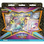 Polteageist Mad Party Pin Collection   Shining Fates   Pokemon TCG