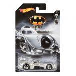 Hot Wheels Chromed Batmobile (Batman 1989)