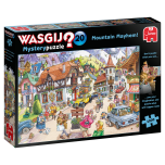 WASGIJ? Mystery 20 Mountain Mayhem! 1000 Piece Jigsaw Puzzle