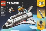 31117 Space Shuttle Adventure | LEGO Creator