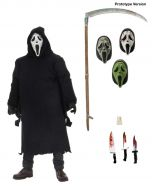 Ghost Face | Scream | Ultimate Action Figure | NECA