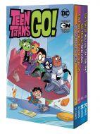 Teen Titans Go - Box Set Vol 01 - TP