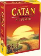Catan 5-6 Player Expansion 2015 Refresh Edition - (The Settlers of Catan)