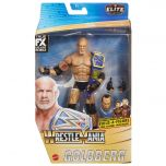 Goldberg | Wrestlemania Elite Series | WWE Action Figure