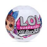 All-Star B.B.s | Cheer Team Sparkly Dolls Assortment | L.O.L. Surprise!