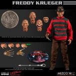 Freddy Krueger | A Nightmare on Elm Street | One:12 Collective Figure | Mezco
