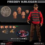 Freddy Krueger   A Nightmare on Elm Street   One:12 Collective Figure   Mezco
