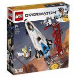 Watchpoint: Gibraltar - Overwatch - Lego