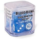 Elven Union Dice Set - Blood Bowl