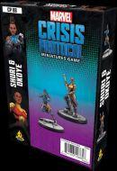 Shuri and Okoye Expansion - Marvel Crisis Protocol