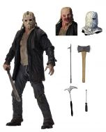 "Jason Voorhees  - Friday the 13th 2009 7"" Ultimate Action Figure - Neca"