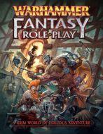Warhammer Fantasy Roleplay Fourth Edition Rulebook (WFRP 4th)