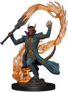 Tiefling Male Sorcerer - Icons Of The Realms Premium Figure - Wizkids