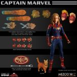 Captain Marvel | One:12 Collective Figure | Mezco