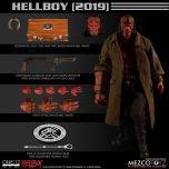 Hellboy (2019) | One:12 Collective Figure | Mezco