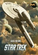 U.S.S. Kelvin - Star Trek 1:1000 Scale Model Kit - Moebius Models