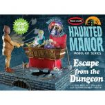 1:12 Haunted Manor: Escape from the Dungeon Model Kit