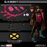 Gambit | One:12 Collective Figure | Mezco