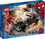 76163 Spider-Man and Ghost Rider vs. Carnage | LEGO Marvel Spider-Man