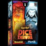 Barbarian vs. Moon Elf | Dice Throne ReRolled Season One Box 1
