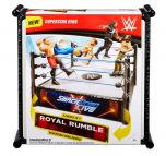 WWE Smackdown - Royal Rumble - Wrestling Ring