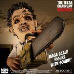 "Talking Leatherface | Texas Chainsaw Massacre | 15"" Doll | Mezco"