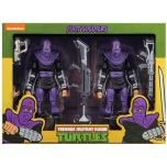 Foot Soldier Action Figure 2 Pack - Teenage Mutant Ninja Turtles Cartoon - NECA