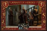 Lannister Heroes 1 - A Song of Ice and Fire Expansion