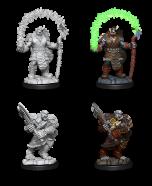 Orc Adventurers - Dungeons & Dragons Nolzur's Marvelous Miniatures - Wizkids
