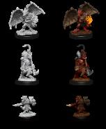 Kobold Inventor, Dragonshield & Sorcerer - Dungeons & Dragons Nolzur's Marvelous Miniatures - Wizkids