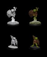 Bullywug - Dungeons & Dragons Nolzur's Marvelous Miniatures - Wizkids