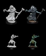 Sea Hag & Bheur Hag - Dungeons & Dragons Nolzur's Marvelous Miniatures - Wizkids