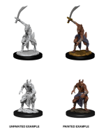 Jackalwere - Dungeons & Dragons Nolzur's Marvelous Miniatures - Wizkids