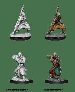Warforged Monk | D&D Nolzur's Marvelous Unpainted Miniatures (W14) | Dungeons & Dragons