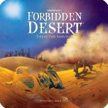 Forbidden Desert Board Game - Gamewright Games - Cooperative game play