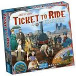 France & Old West Map Collection - Ticket To Ride