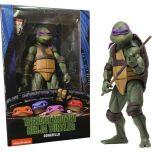 Donatello - Teenage Mutant Ninja Turtles 1990 Movie Action Figure - NECA