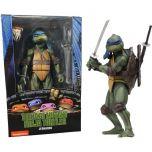Leonardo Michelangelo - Teenage Mutant Ninja Turtles 1990 Movie Action Figure - NECA