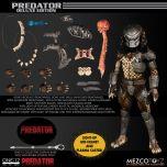 PRE-ORDER: Predator | Deluxe Edition | One:12 Collective Figure | Mezco