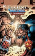 Injustice vs. Masters of the Universe - HC