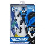 In Space Psycho Blue Ranger Action Figure - Power Rangers Lightning Collection