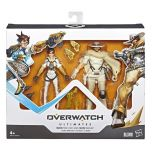 Tracer (Posh) & McCree (White Hat) - Overwatch Ultimates Action Figure Two Pack