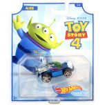 Toy Story Alien Hot Wheels Character Car 3/8